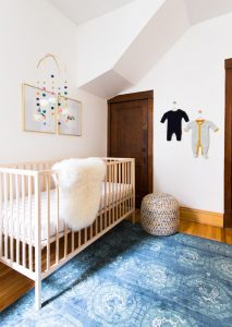 Lauren nursery and kid bedroom ideas