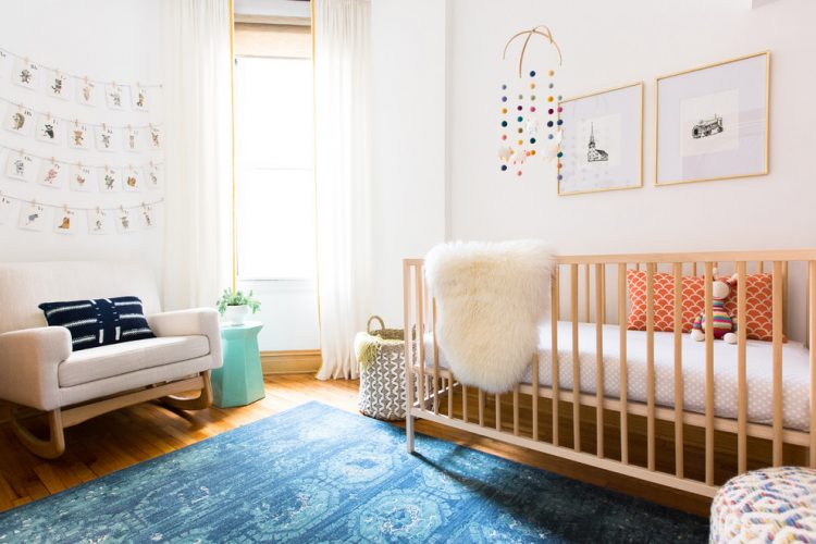 Lauren nursery and kid bedroom ideas
