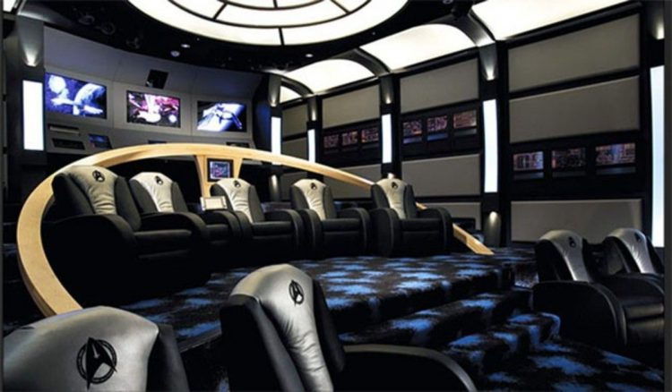 Star Trek Beyond Home Theather