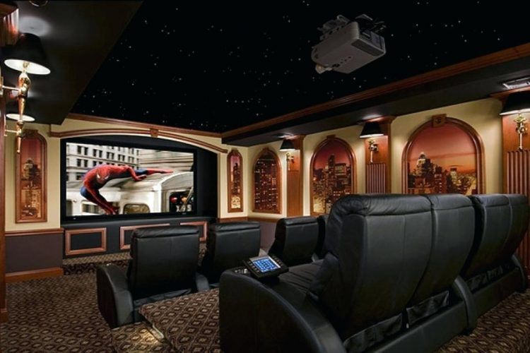 Under the Stars Home Theather Theme