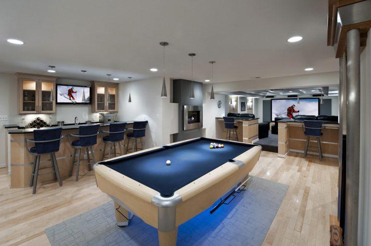 basement bonus room ideas