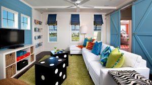 bonus room ideas beach style