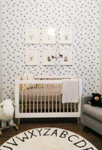 modern-nursery kids bedroom ideas