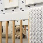 Triangle pattern kids bedroom 3
