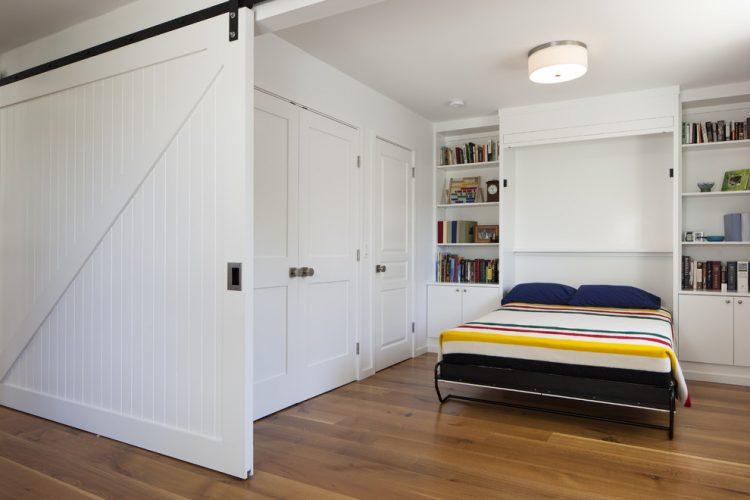sliding barn bedroom divider
