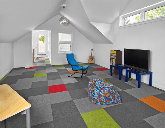 The corner of meditation bonus room ideas