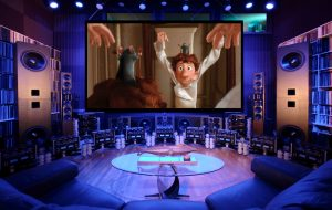 Big Sound Systems Home Theather Theme