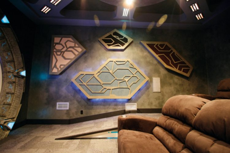 the stargate atlantis best home theather