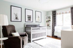 transitional-nursery kids bedroom ideas
