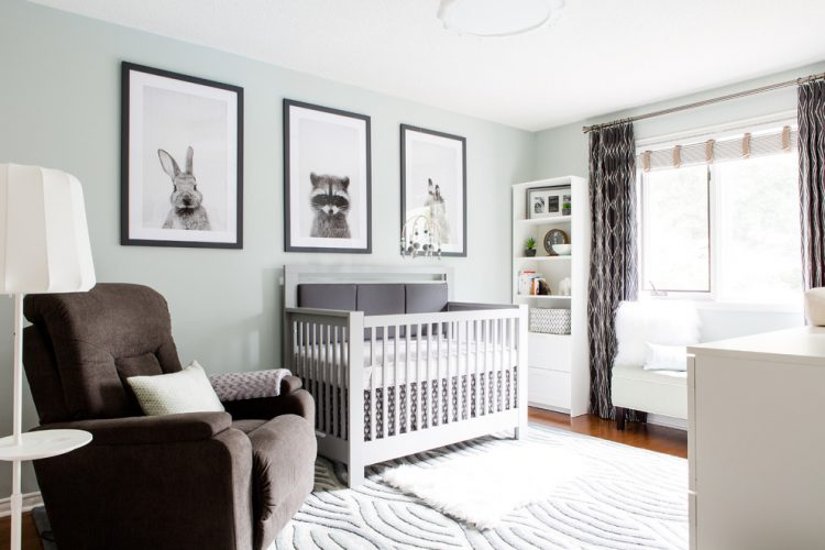 transitional-nursery kids bedroom ideas