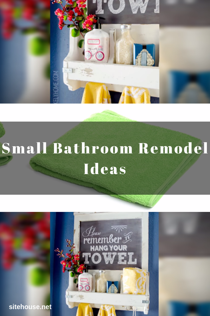 Accessories Towel Rack for Small Bathroom Remodel