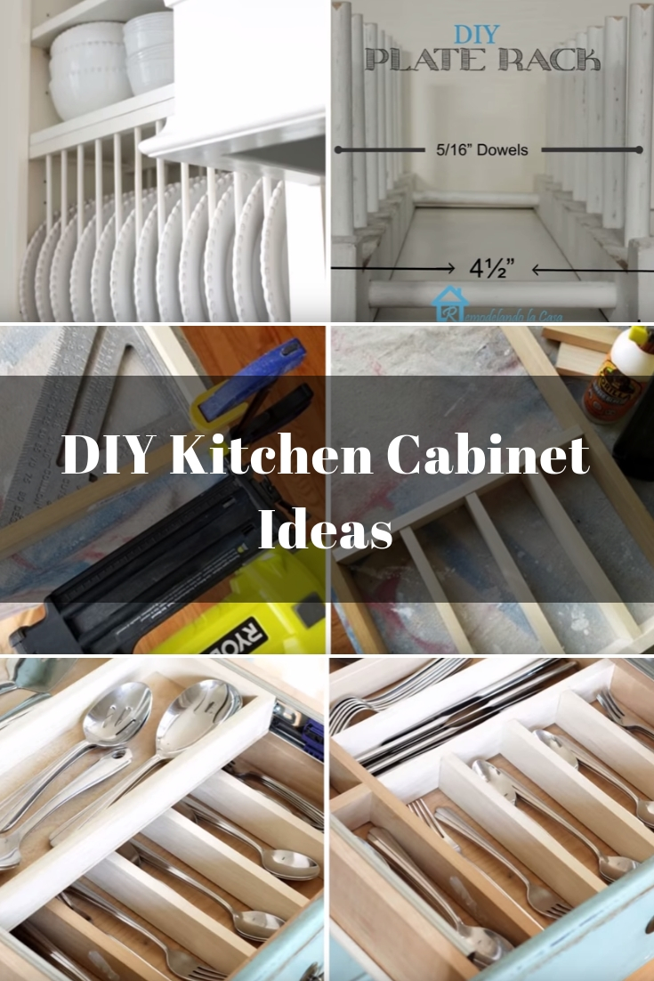 Ditch the Cabinet's Doors and Reorganize Your Drawer