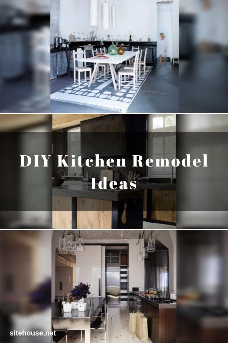Rustic Kitchen Design Idea