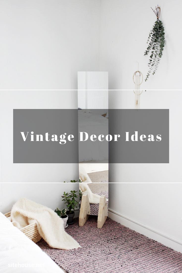 DIY Minimal Floor Mirror project