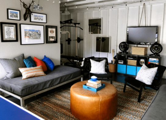 Make teens want to stay home with a comfy space